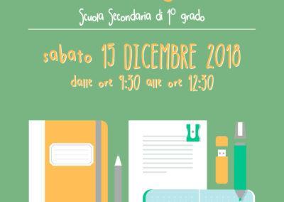 ICS Primo Levi | Immagine: open day secondaria Levi 1