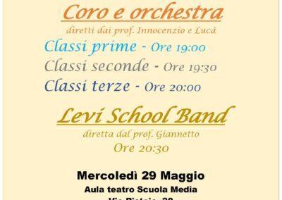 ICS Primo Levi | Immagine: FESTA DELLA MUSICA 29 05 2019.jpf