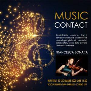 ICS Primo Levi | Immagine: Music contact 22 dicembre 2020