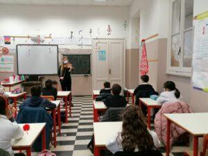 ICS Primo Levi | Immagine: IMG 20201223 WA0033